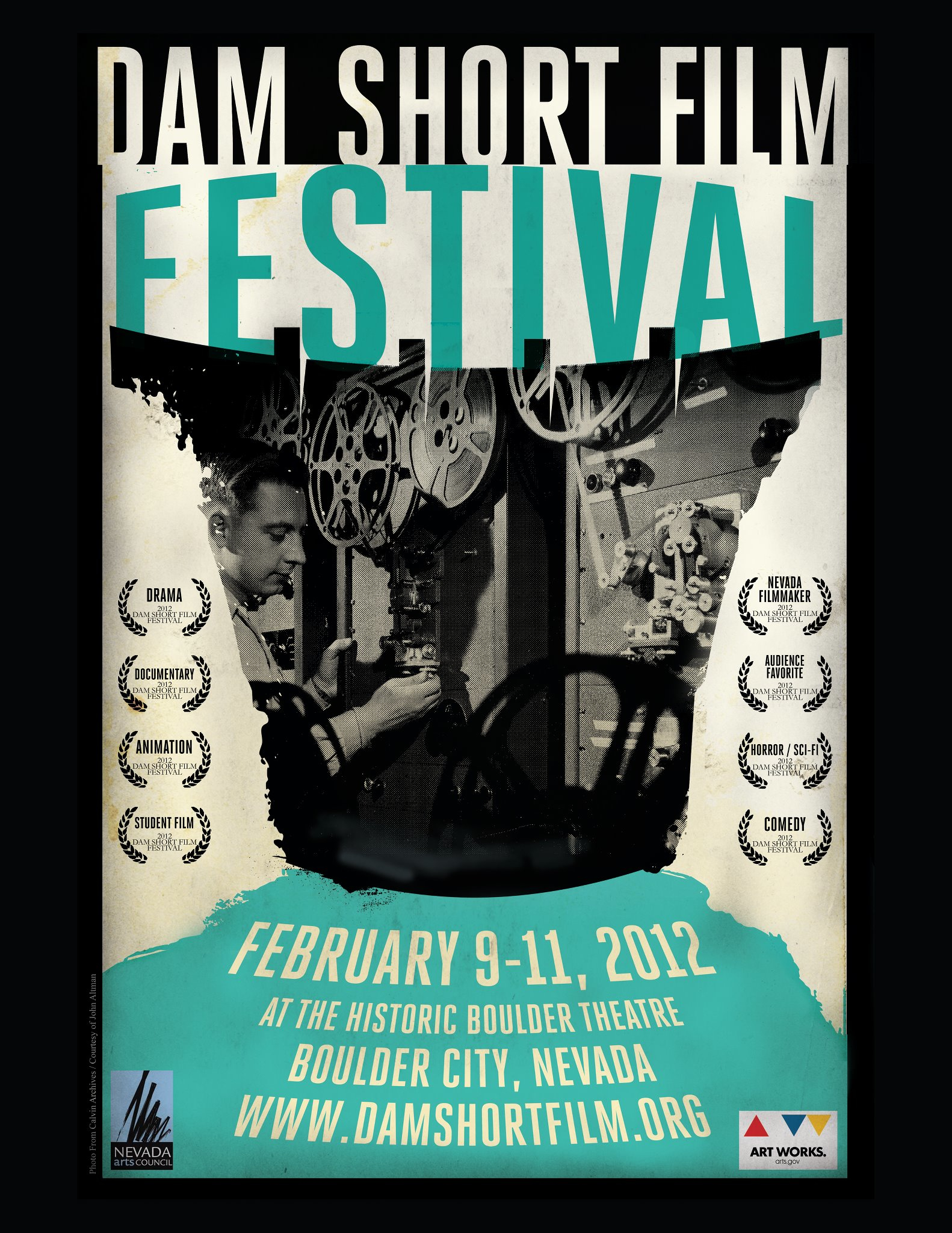 Dam Short film Festival